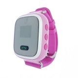 WONLEX GPS Watch for Kids [GW900] - Pink (Merchant) - Gps & Running Watches
