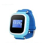WONLEX GPS Watch for Kids Waterproof [GW100S] - Blue (Merchant) - Gps & Running Watches