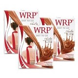 WRP Diet to Go - Chocolate Isi 12 - Susu Instan