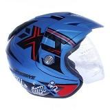 WTO Helmet Impressive Crossline Size M - Seablue