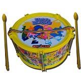 Welva Store Mainan Drum Dengan Karakter Kartun [JB01] (Merchant) - Mainan Musikal