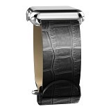 X-DORIA Apple Watch 42mm Lux Band [439701] - Black Croc - Casing Smartwatch / Case