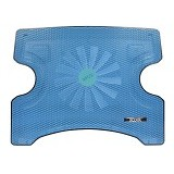 XCOOL Cooler Pad [XCP280] - Blue (Merchant) - Notebook Cooler