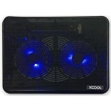 XCOOL Cooler Pad [XF2] - Black (Merchant) - Notebook Cooler