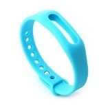 XIAOMI Mi Band Bracelet Strap Only - Blue - Activity Trackers