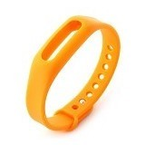 XIAOMI Mi Band Bracelet Strap Only - Orange - Activity Trackers