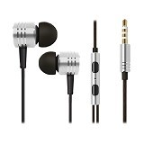 XIAOMI Piston 2nd Generation - Silver (Merchant) - Earphone Ear Monitor / Iem