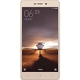 XIAOMI Redmi 3 (16GB/2GB RAM) - Gold (Merchant) - Smart Phone Android