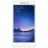 XIAOMI Redmi 3 (16GB/2GB RAM) - Silver (Merchant) - Smart Phone Android