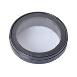 XIAOMI UV Lens Filter Plus Lens Cap Cover For Yi Camera - Camcorder Lens Cap and Housing Protection