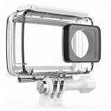 XIAOMI Waterproof Case For Xiaomi Yi II 4K (Merchant) - Camcorder Lens Cap and Housing Protection