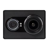 XIAOMI Yi Action Camera International Edition - Black (Merchant) - Camcorder / Handycam Flash Memory