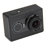 XIAOMI Yi Basic Edition - Black (Merchant) - Camcorder / Handycam Flash Memory