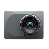XIAOMI Yi Smart Dash Camera Car DVR - Grey (Merchant) - Kamera Mobil