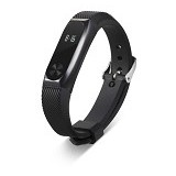 XINYUAN Replacement Band / Strap for Xiaomi Mi Band 2 OLED - Black (Merchant) - Casing Smartwatch / Case