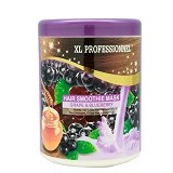 XL PROFESSIONNEL Hair Smoothie Mask Grape & Blueberry 1 kg (Merchant) - Creambath / Masker Rambut