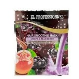 XL PROFESSIONNEL Hair Smoothie Mask Grape & Blueberry 25g Sachet (Merchant) - Creambath / Masker Rambut