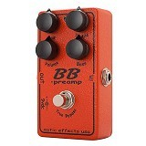XOTIC EFFECTS BB Preamp Overdrive (Merchant) - Gitar Stompbox Effect