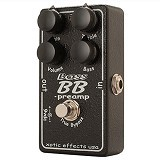 XOTIC EFFECTS Bass BB Preamp Distortion/Booster (Merchant) - Gitar Stompbox Effect