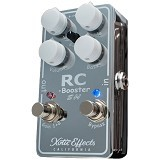 XOTIC EFFECTS Scott Henderson RC Booster Chrome (Merchant) - Gitar Stompbox Effect