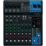 YAMAHA Analog Mixers [MG10XU] (Merchant) - Mixer Live / Stage