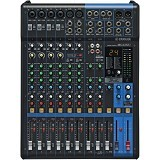 YAMAHA Analog Mixers [MG12XU] (Merchant) - Mixer Live / Stage