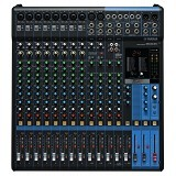 YAMAHA Analog Mixers [MG16XU] (Merchant) - Mixer Live / Stage