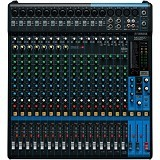 YAMAHA Analog Mixers [MG20XU] - Mixer Live / Stage