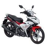 YAMAHA MX King 150 Speedy White Sepeda Motor (Merchant) - Motor Bebek