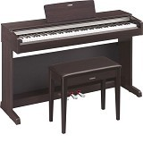 YAMAHA Piano Digital ARIUS [YDP-142] - Dark Rosewood - Digital Piano