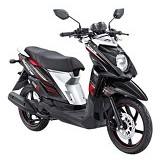 YAMAHA X-Ride Adventure Black Sepeda Motor (Merchant) - Motor Bebek