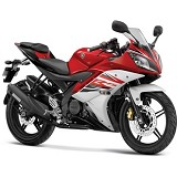 YAMAHA YZF R-15 - Red - Motor Sport