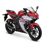 YAMAHA YZF R-25 - Red