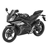 YAMAHA YZF R15 Midnight Black Sepeda Motor (Merchant) - Motor Sport