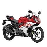 YAMAHA YZF R15 Supernova Red Sepeda Motor (Merchant) - Motor Sport