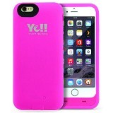 YE!! Energy Jacket 3000mAh [BPP6] - Pink - Portable Charger / Power Bank