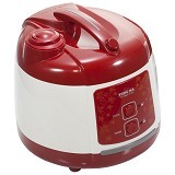 YONG MA Magic Com [MC4000R] TI 2 L - Merah (Merchant) - Rice Cooker