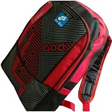 YONIKO SERBA Tas Backpack Polo Red