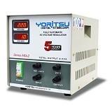 YORITSU Digital 2KVA 1 Phase - Stabilizer Consumer