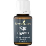 YOUNG LIVING Essential Oil 15ml - Cypress - Body & Essential Oils