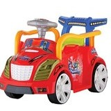 SHP Cars [HR 617] - Red (Merchant) - Ride On and Tricycles