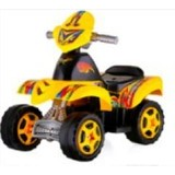 SHP Electric [RX-1] - Yellow (Merchant) - Ride On and Tricycles