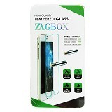 ZAGBOX Tempered Glass Andromax E2 Plus - Clear (Merchant) - Screen Protector Handphone