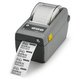 ZEBRA Printer Thermal ZD410 [ZD41022-D0PM00EZ] (Free 2 Roll Label Stiker Perforasi) - Printer Label & Barcode