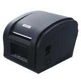 ZEBRA Xprinter Thermal Barcode Printer Zebra [XP-360B] - Black - Printer Label & Barcode