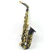 ZEFF FRANCE Saxophone Alto [ZAS-870] - Black
