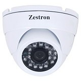 ZESTRON 1.3MP Color Dome IP Camera [ZID130] (Merchant) - Ip Camera