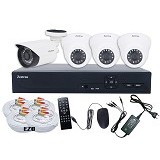 ZESTRON Paket CCTV Super Ekonomis 8-Channel 1MP AHD Camera (Merchant) - Cctv Camera