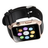 ZGPAX Smartwatch [A1] - Gold (Merchant) - Smart Watches