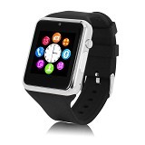 ZGPAX Smartwatch [A1] - Silver Black (Merchant) - Smart Watches